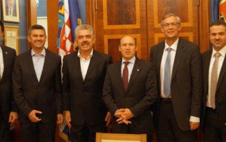 Izaslanstvo CDU-a Hessen s predstavnicima HDZ-a BiH