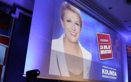 Predsjednica za bolju Hrvatsku!