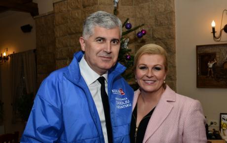 Pozivam sve hrvatske državljane u BiH da 28. prosinca daju svoj glas za bolju Hrvatsku i bolju BiH!