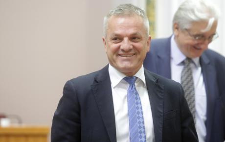 Zvonko Milas, državni tajnik Središnjeg državnog ureda za Hrvate izvan RH i član Predsjedništva HDZ-a
