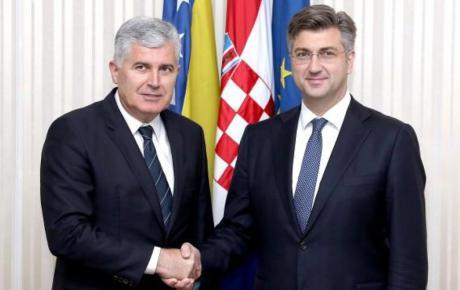 Plenković je u Strasbourgu vrlo jasno poručio da EU posebnu pozornost mora posvetiti BiH i ravnopravnosti hrvatskog naroda