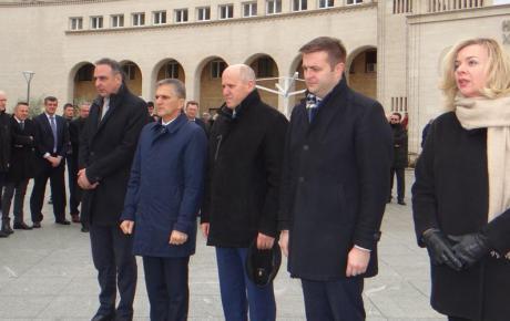 Goran Marić u izaslanstvu naše stranke na nedavnom zasjedanju Hrvatskog narodnog sabora BiH u Mostaru