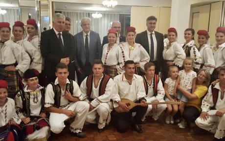 Naša pomoć Hrvatima iz BiH konkretna je i stalna! - poručio je Plenković